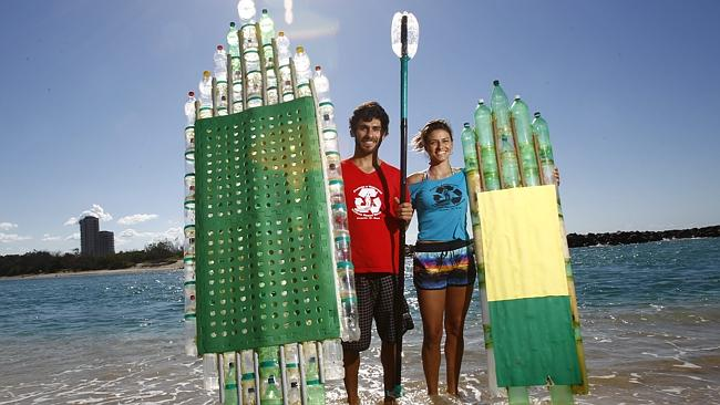Projeto Prancha Ecologica Surfboards Made With Plastic