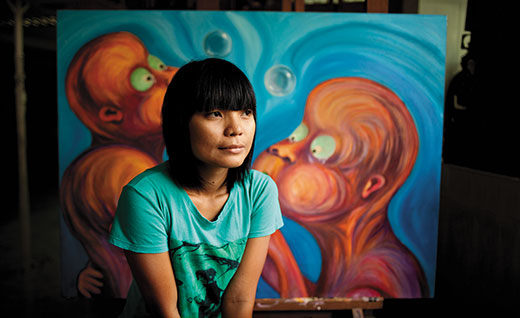 Myanmars Young Artists And Activists  Actipedia-1880